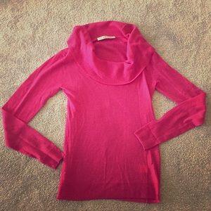 Trunk Turk Cowl Neck Sweater XS/P